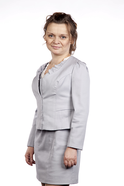 Оксана Бекасова - бизнес-тренер, коуч, психолог